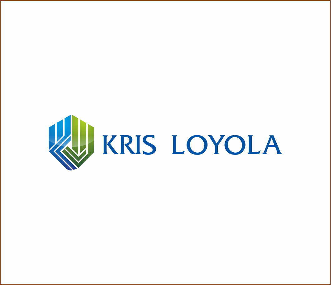 Logo Design by Armada Jamaluddin - Entry No. 116 in the Logo Design Contest Kris Loyola Logo Design.