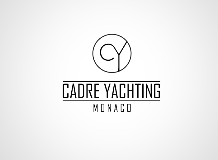 Logo Design by Jan Chua - Entry No. 32 in the Logo Design Contest New Logo Design for Cadre Yachting Monaco.