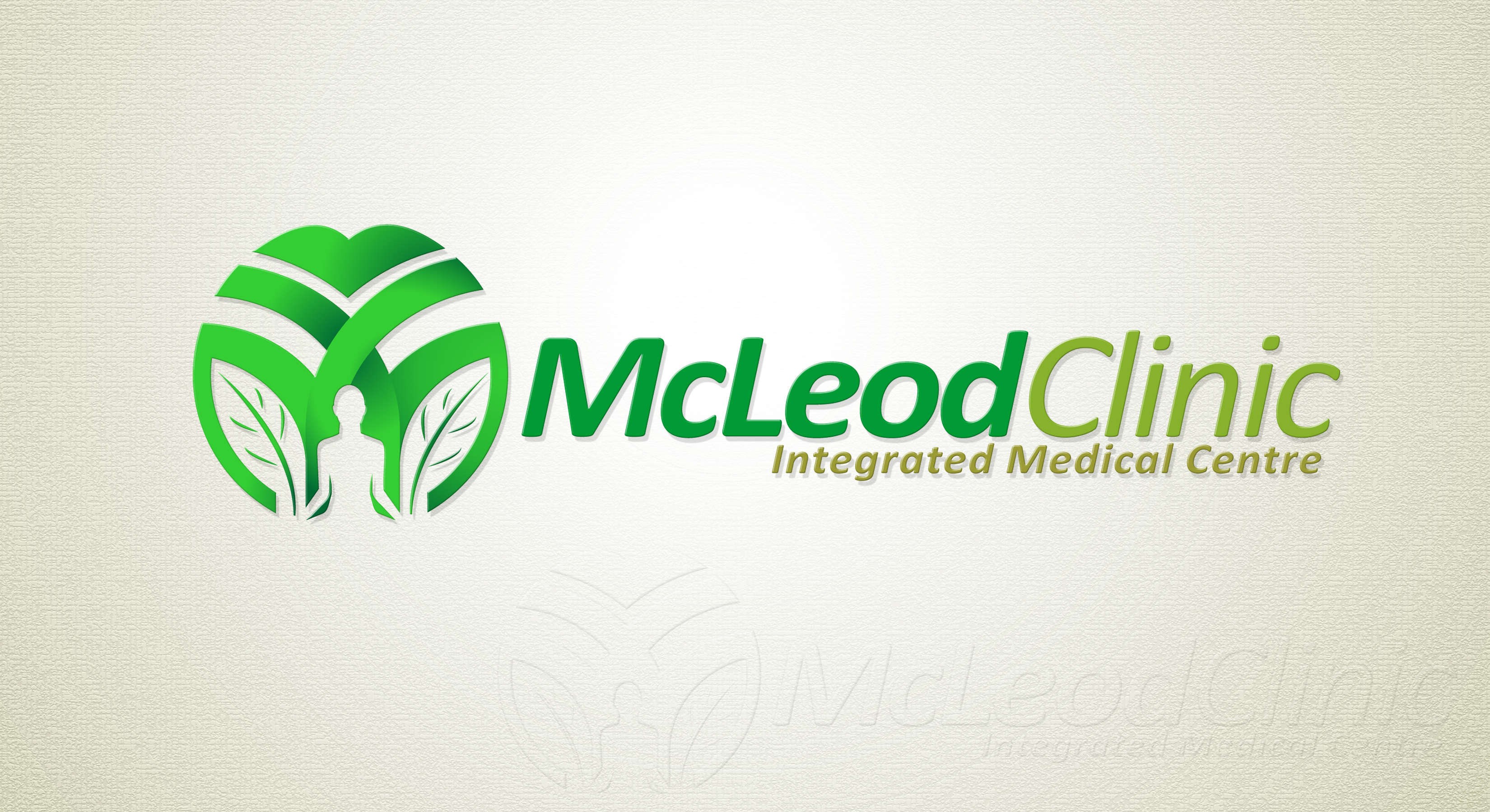 Logo Design by Private User - Entry No. 37 in the Logo Design Contest Creative Logo Design for McLeod Clinic.