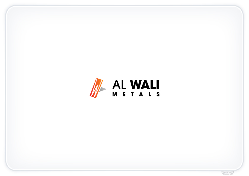 Logo Design by eMp - Entry No. 152 in the Logo Design Contest Inspiring Logo Design for Al Wali Metals.