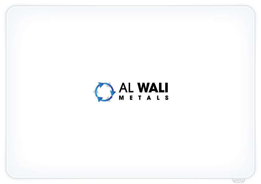 Logo Design by eMp - Entry No. 153 in the Logo Design Contest Inspiring Logo Design for Al Wali Metals.