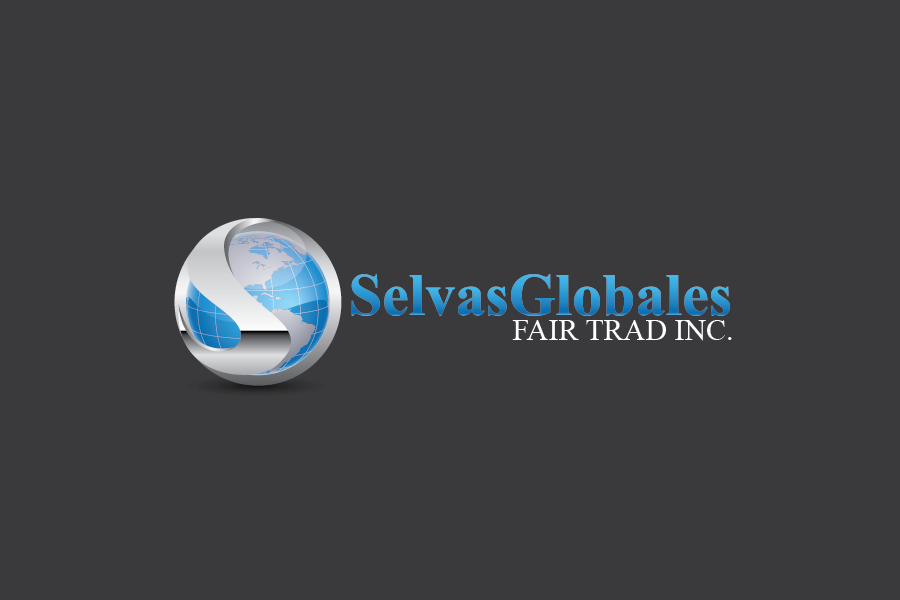 Logo Design by Private User - Entry No. 4 in the Logo Design Contest Captivating Logo Design for Selvas Globales Fair Trade Inc..