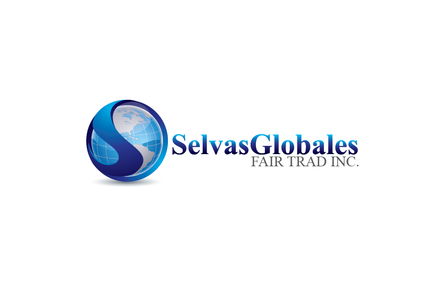 Logo Design by Private User - Entry No. 5 in the Logo Design Contest Captivating Logo Design for Selvas Globales Fair Trade Inc..