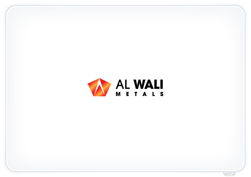 Logo Design by eMp - Entry No. 154 in the Logo Design Contest Inspiring Logo Design for Al Wali Metals.