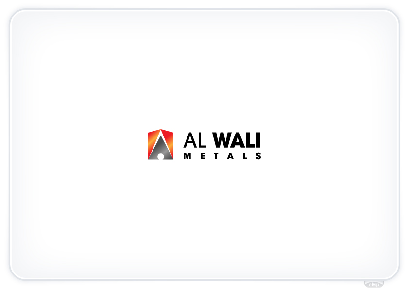 Logo Design by eMp - Entry No. 155 in the Logo Design Contest Inspiring Logo Design for Al Wali Metals.