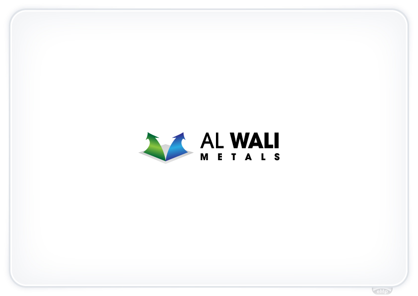 Logo Design by eMp - Entry No. 156 in the Logo Design Contest Inspiring Logo Design for Al Wali Metals.