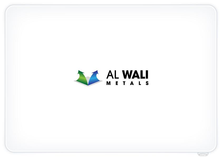 Logo Design by eMp - Entry No. 156 in the Logo Design Contest Inspiring Logo Design for Al Wali Metals.
