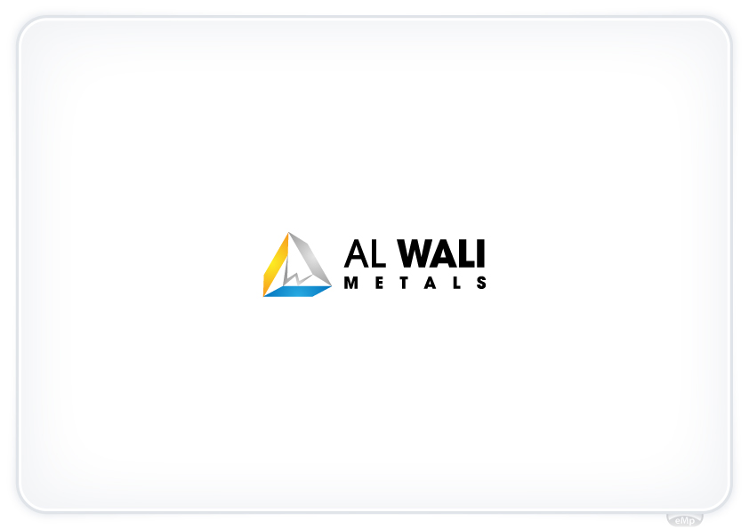 Logo Design by eMp - Entry No. 157 in the Logo Design Contest Inspiring Logo Design for Al Wali Metals.