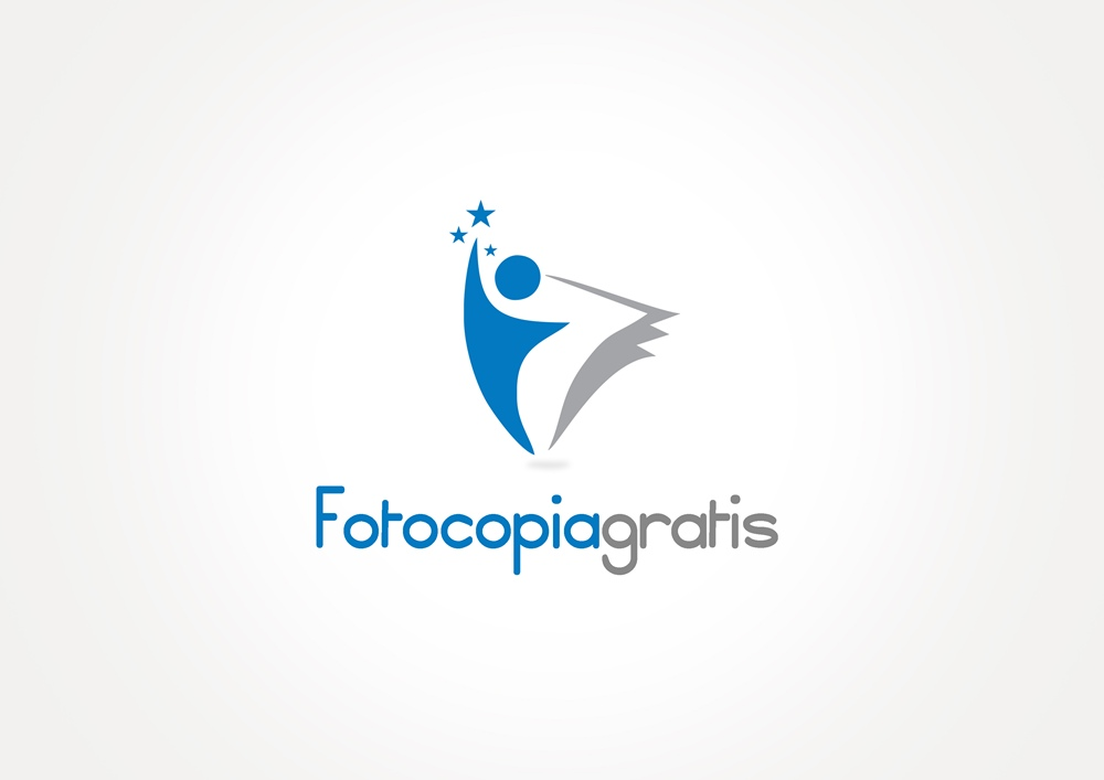 Logo Design by Respati Himawan - Entry No. 7 in the Logo Design Contest Inspiring Logo Design for Fotocopiagratis.