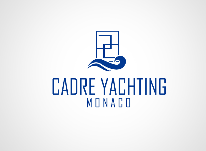 Logo Design by Jan Chua - Entry No. 38 in the Logo Design Contest New Logo Design for Cadre Yachting Monaco.