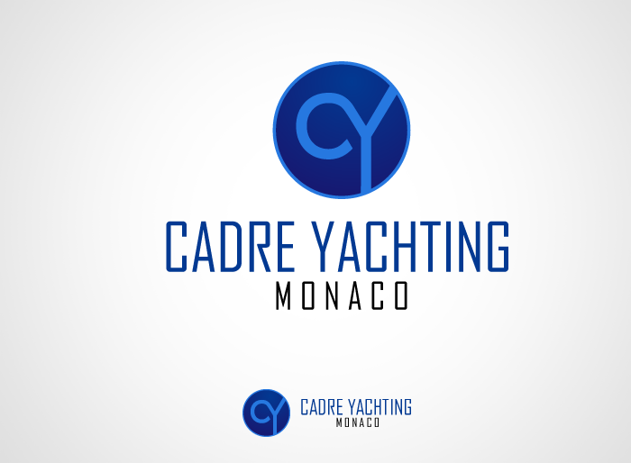 Logo Design by Jan Chua - Entry No. 39 in the Logo Design Contest New Logo Design for Cadre Yachting Monaco.