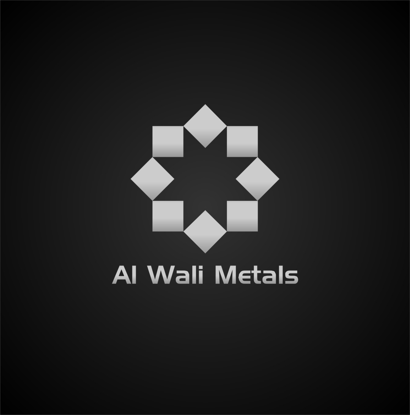Logo Design by Ngepet_art - Entry No. 164 in the Logo Design Contest Inspiring Logo Design for Al Wali Metals.