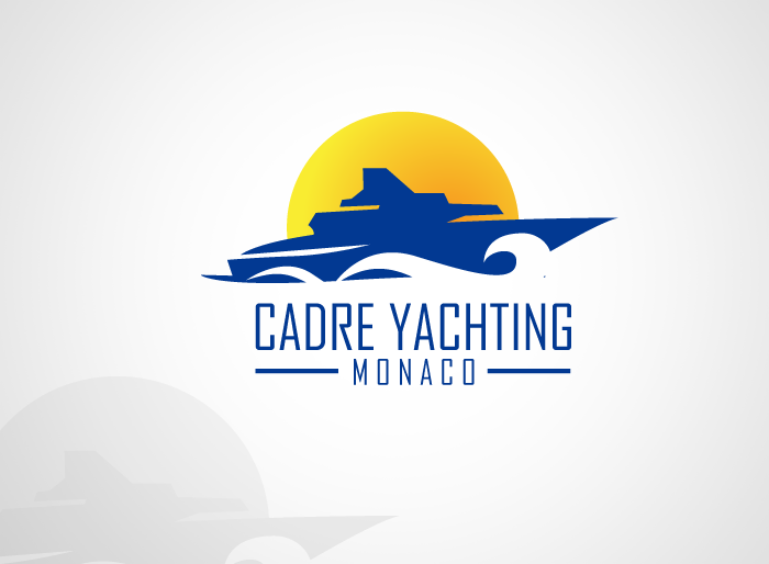 Logo Design by Jan Chua - Entry No. 45 in the Logo Design Contest New Logo Design for Cadre Yachting Monaco.