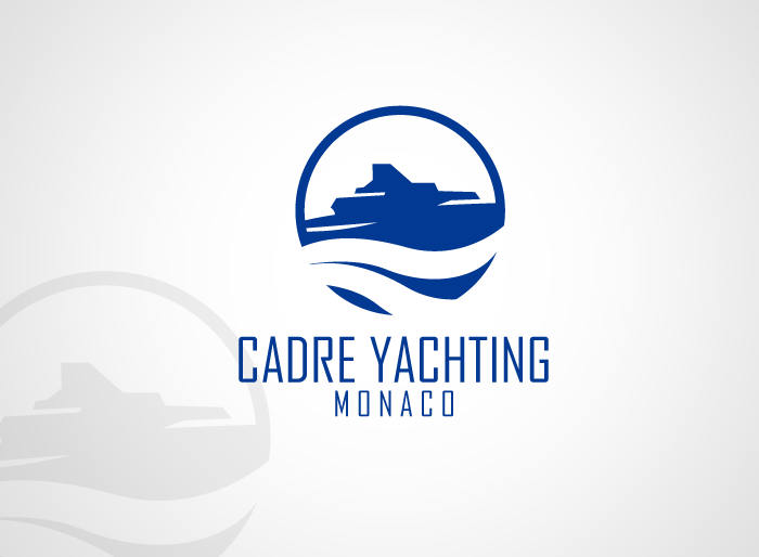 Logo Design by Jan Chua - Entry No. 47 in the Logo Design Contest New Logo Design for Cadre Yachting Monaco.