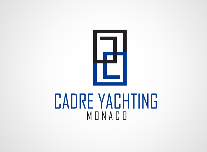 Logo Design by Jan Chua - Entry No. 48 in the Logo Design Contest New Logo Design for Cadre Yachting Monaco.