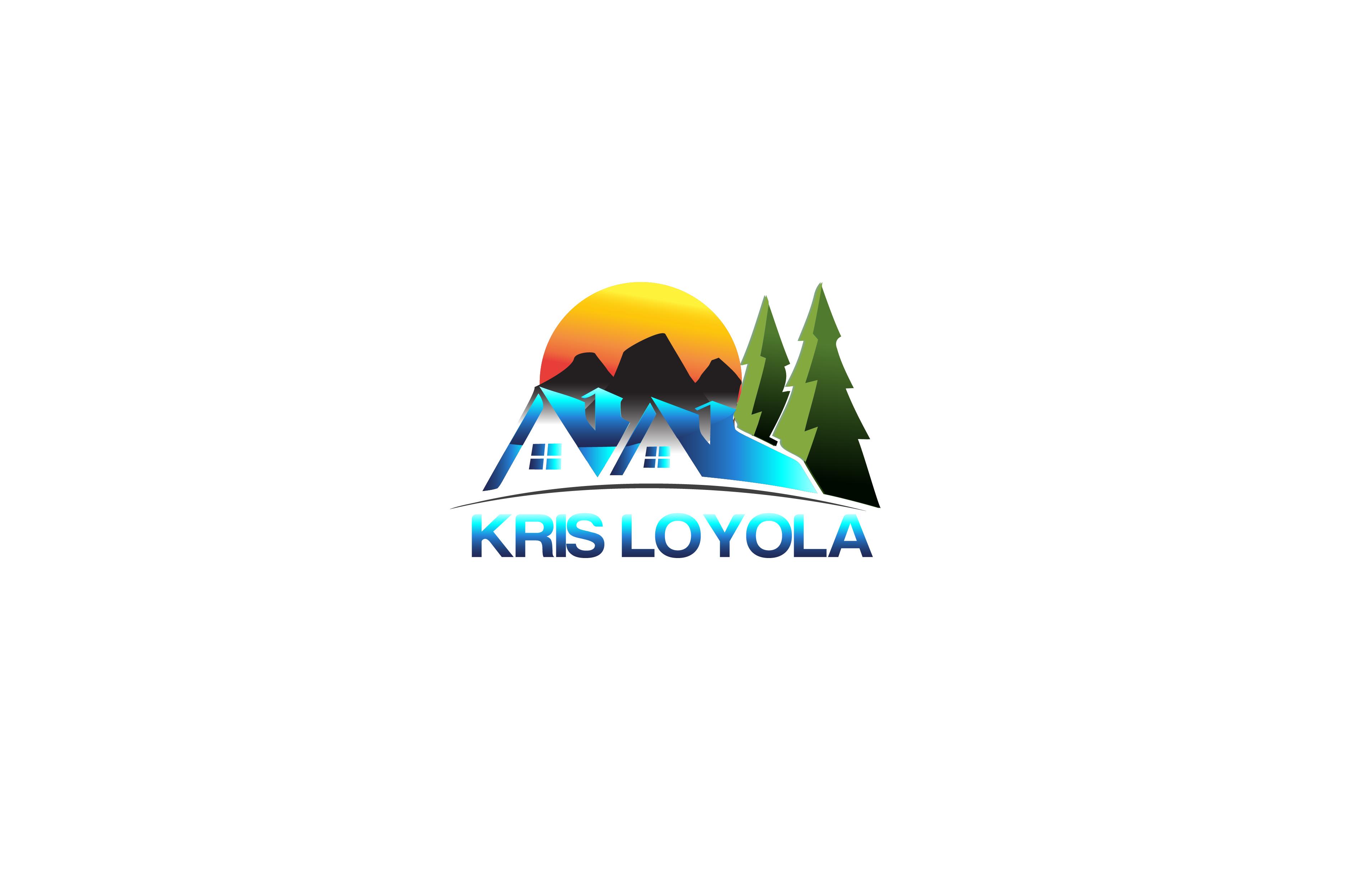 Logo Design by Private User - Entry No. 120 in the Logo Design Contest Kris Loyola Logo Design.
