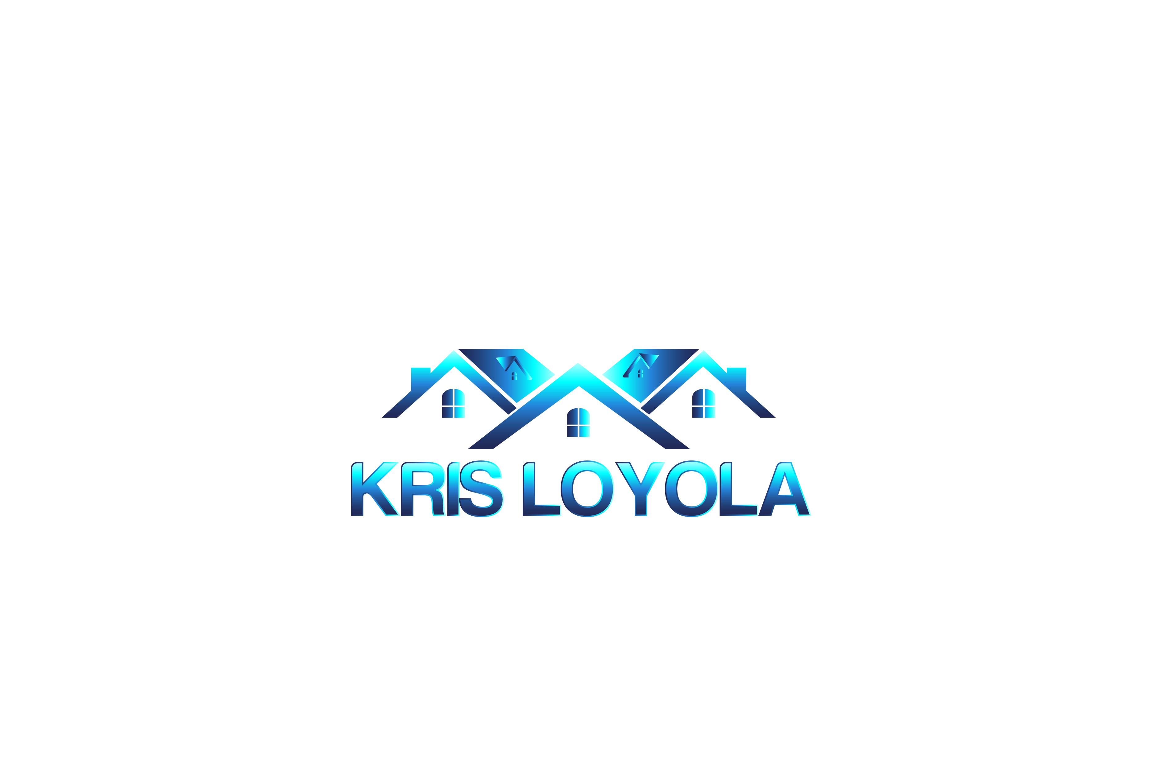 Logo Design by Private User - Entry No. 121 in the Logo Design Contest Kris Loyola Logo Design.