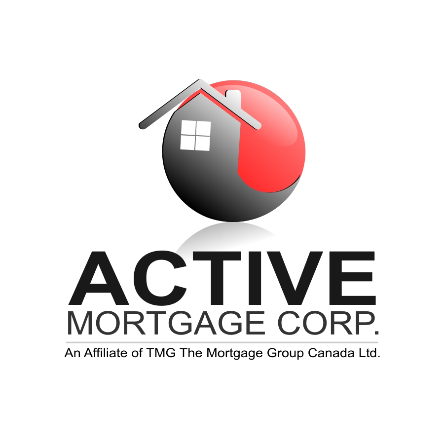 Logo Design by aspstudio - Entry No. 121 in the Logo Design Contest Active Mortgage Corp..