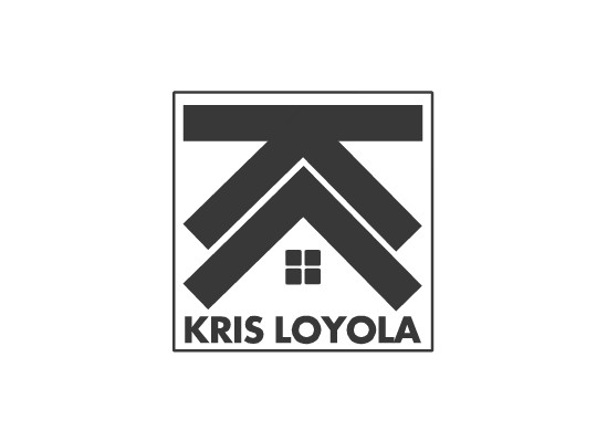 Logo Design by Ismail Adhi Wibowo - Entry No. 123 in the Logo Design Contest Kris Loyola Logo Design.