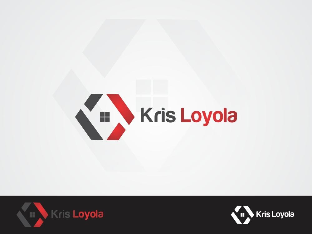 Logo Design by Rizwan Saeed - Entry No. 125 in the Logo Design Contest Kris Loyola Logo Design.