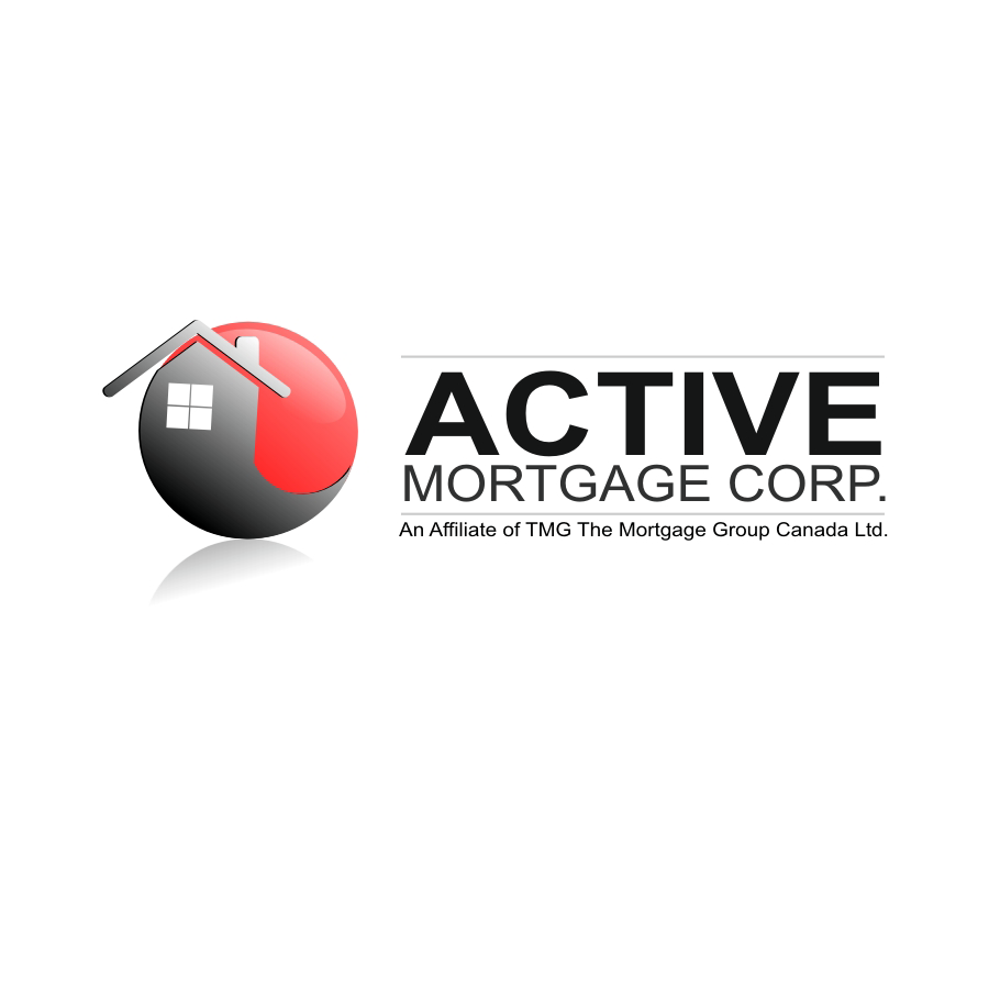 Logo Design by aspstudio - Entry No. 122 in the Logo Design Contest Active Mortgage Corp..