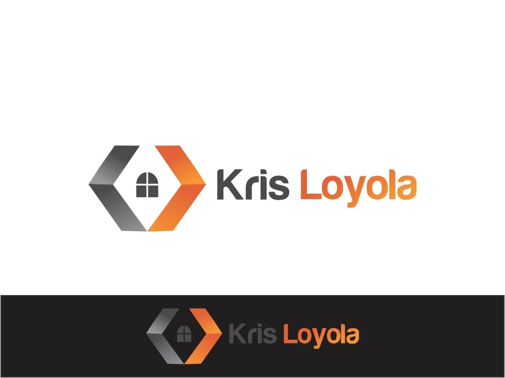 Logo Design by Rizwan Saeed - Entry No. 126 in the Logo Design Contest Kris Loyola Logo Design.