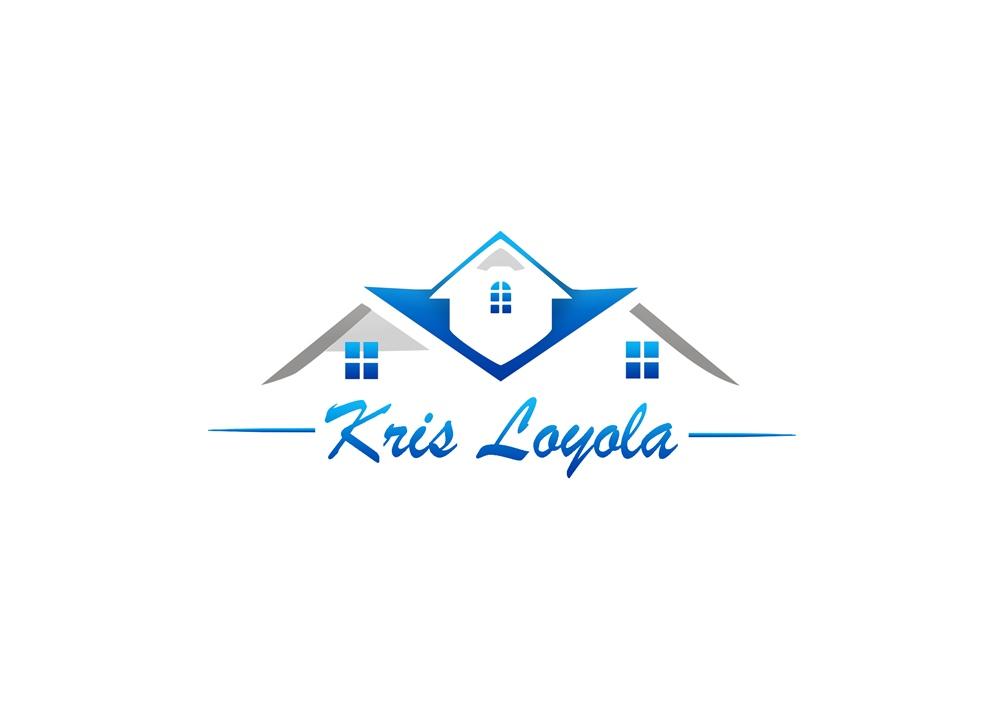 Logo Design by Respati Himawan - Entry No. 129 in the Logo Design Contest Kris Loyola Logo Design.