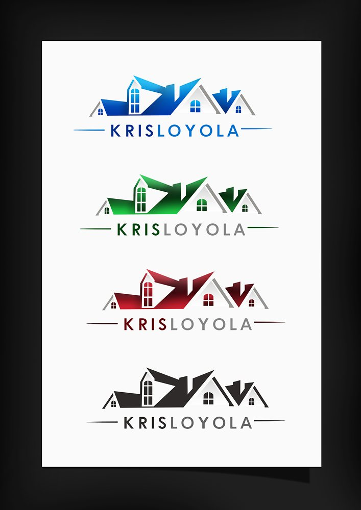 Logo Design by Respati Himawan - Entry No. 130 in the Logo Design Contest Kris Loyola Logo Design.