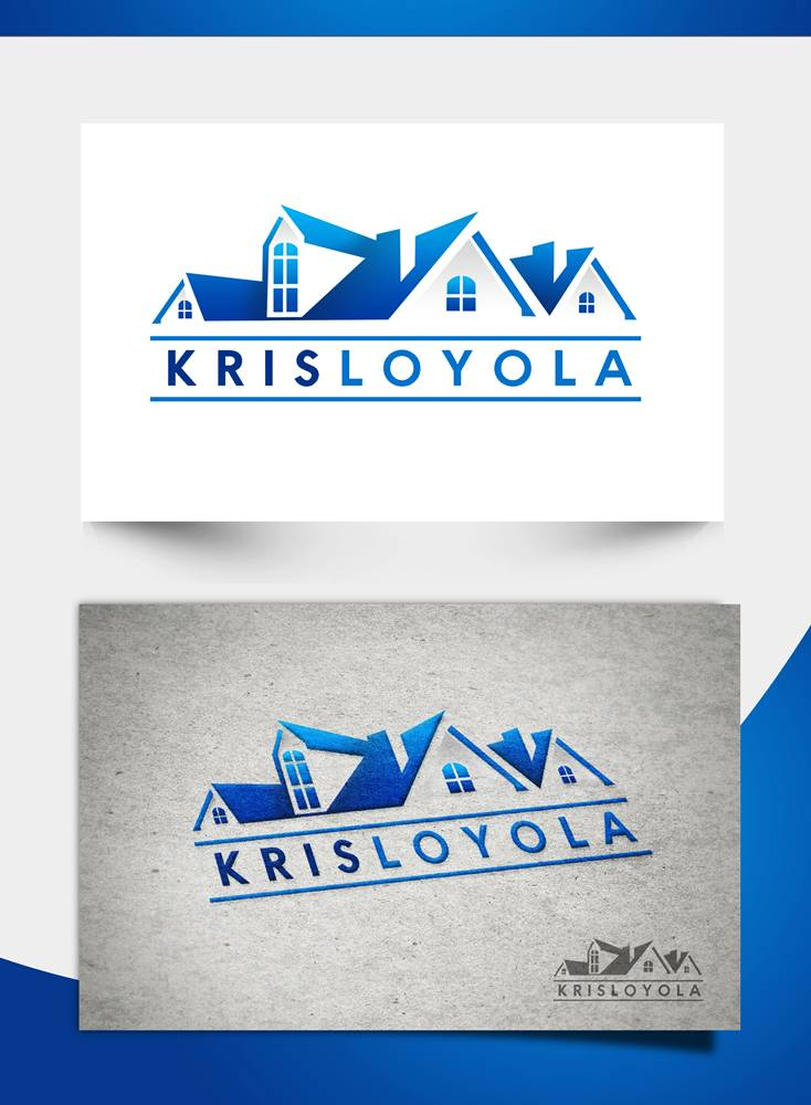 Logo Design by Respati Himawan - Entry No. 131 in the Logo Design Contest Kris Loyola Logo Design.