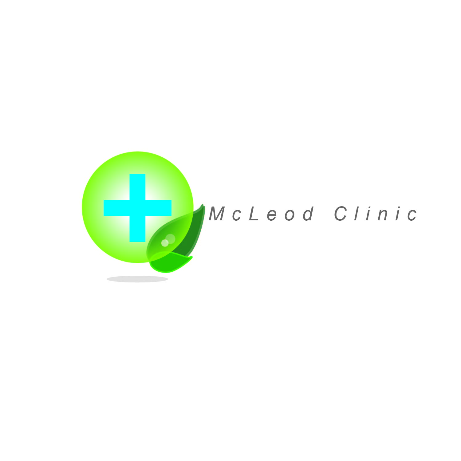 Logo Design by Ronel Billona - Entry No. 44 in the Logo Design Contest Creative Logo Design for McLeod Clinic.