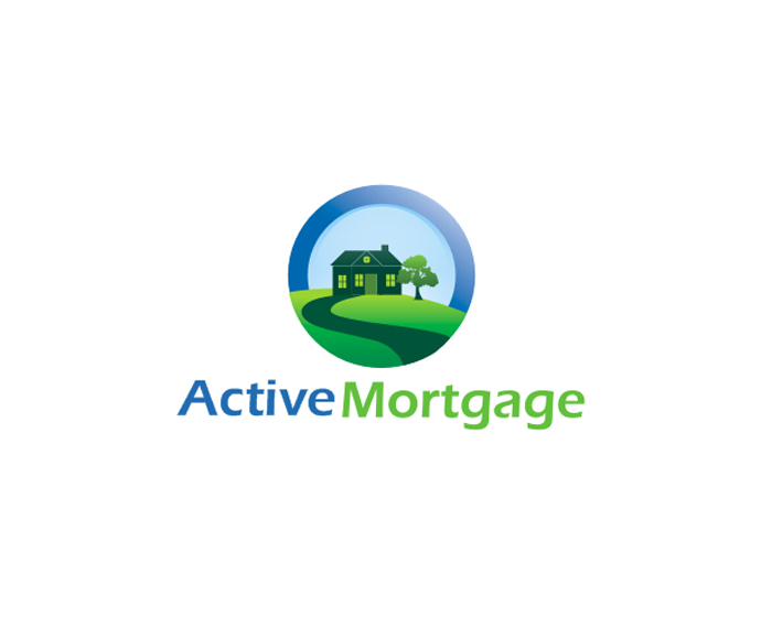 Logo Design by Ifan Afandie - Entry No. 126 in the Logo Design Contest Active Mortgage Corp..