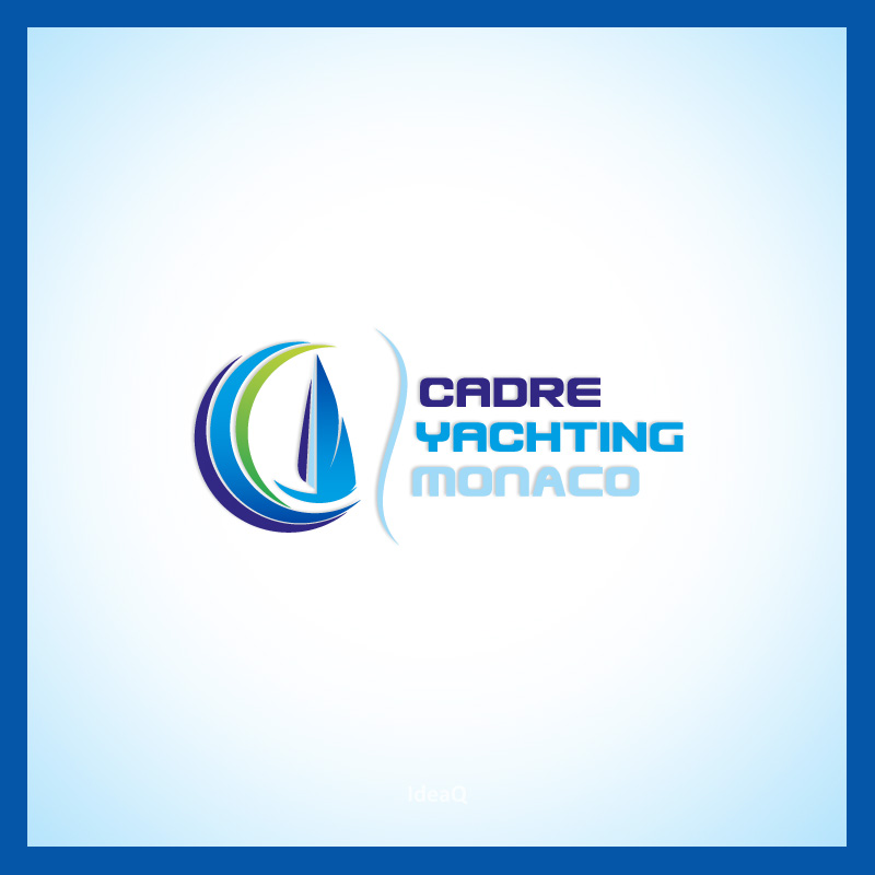 Logo Design by Private User - Entry No. 68 in the Logo Design Contest New Logo Design for Cadre Yachting Monaco.