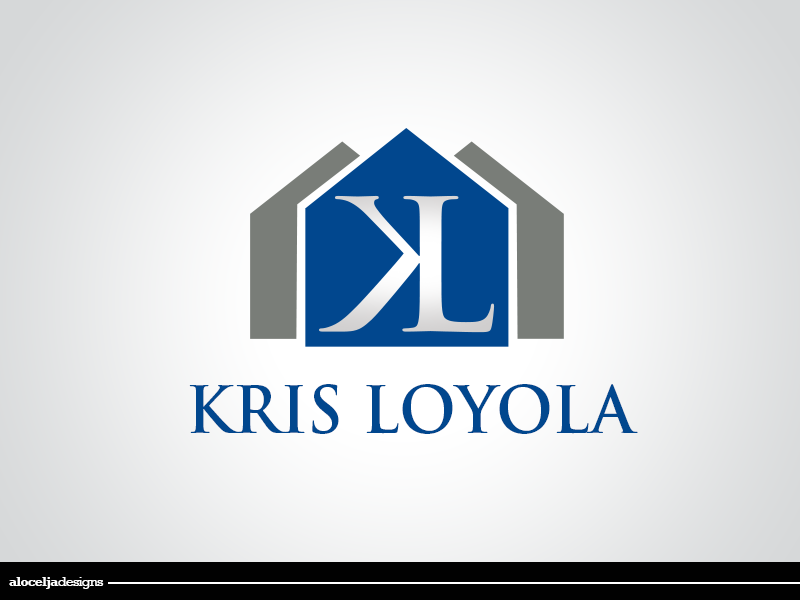 Logo Design by alocelja - Entry No. 133 in the Logo Design Contest Kris Loyola Logo Design.