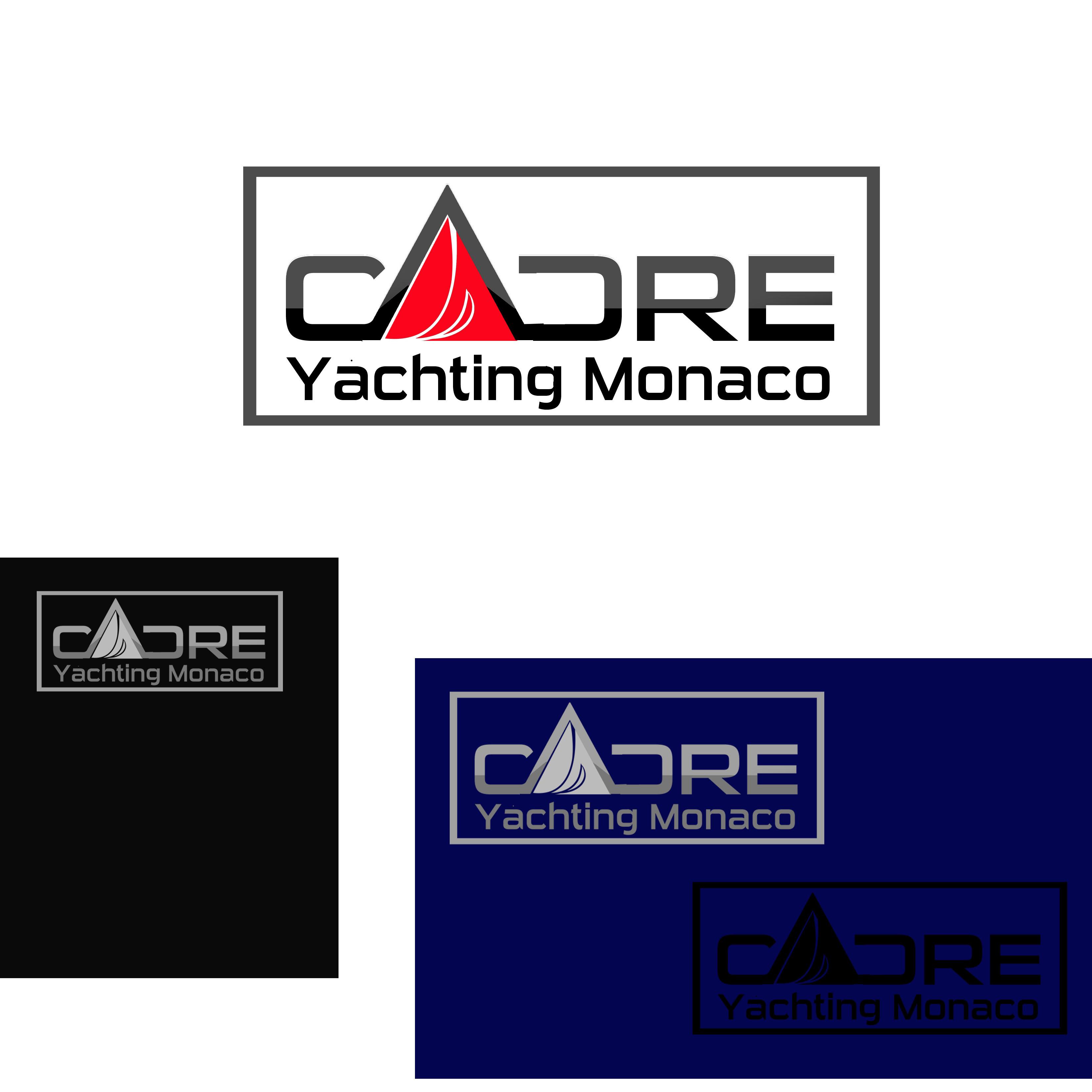 Logo Design by Alan Esclamado - Entry No. 75 in the Logo Design Contest New Logo Design for Cadre Yachting Monaco.