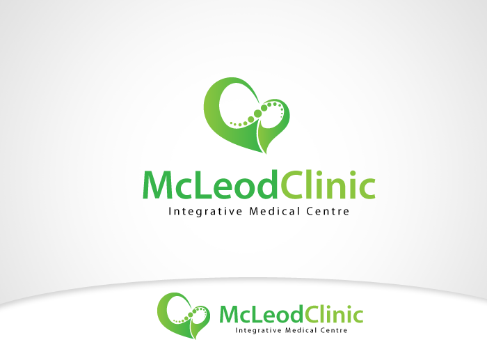 Logo Design by Jan Chua - Entry No. 49 in the Logo Design Contest Creative Logo Design for McLeod Clinic.