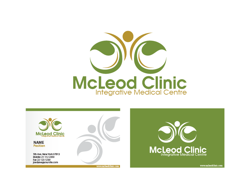 Logo Design by Private User - Entry No. 50 in the Logo Design Contest Creative Logo Design for McLeod Clinic.