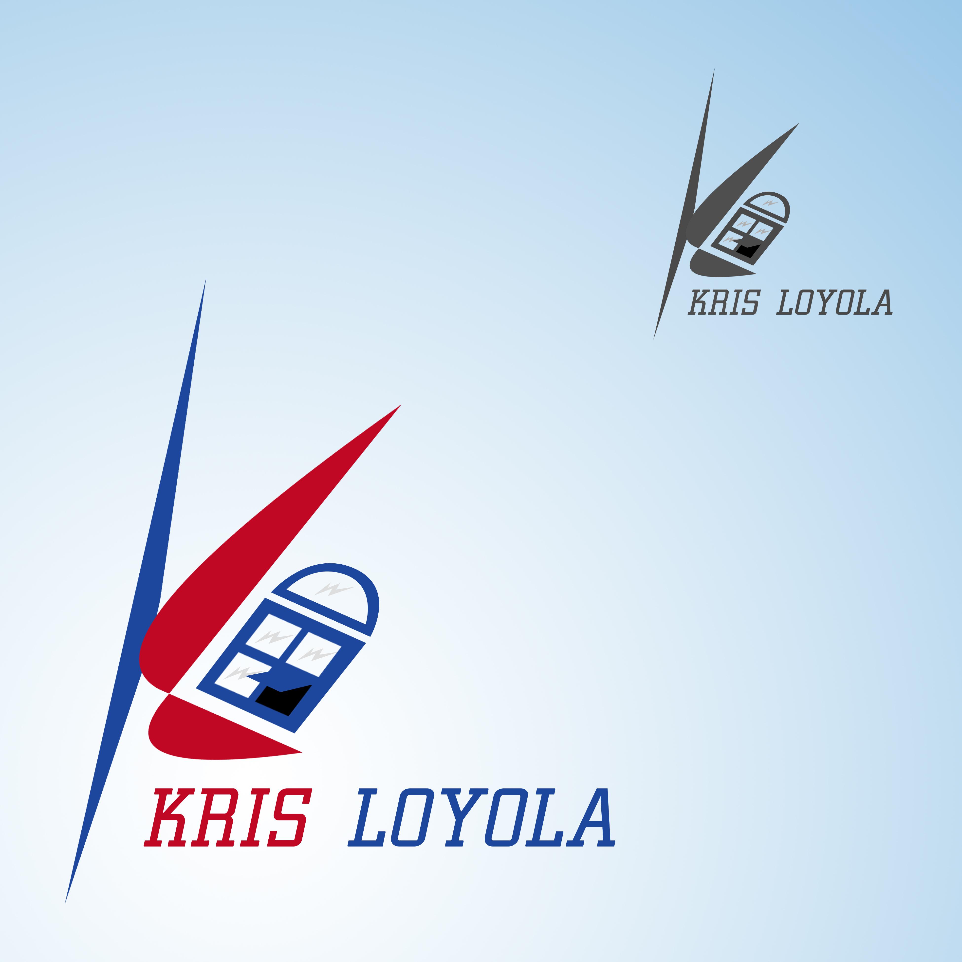 Logo Design by Cesar III Sotto - Entry No. 137 in the Logo Design Contest Kris Loyola Logo Design.