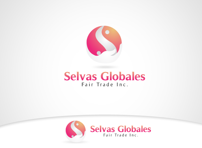 Logo Design by Jan Chua - Entry No. 9 in the Logo Design Contest Captivating Logo Design for Selvas Globales Fair Trade Inc..
