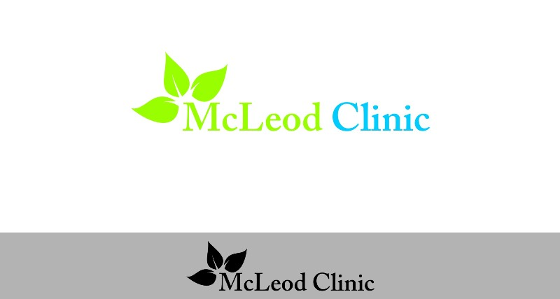 Logo Design by Crispin Jr Vasquez - Entry No. 52 in the Logo Design Contest Creative Logo Design for McLeod Clinic.