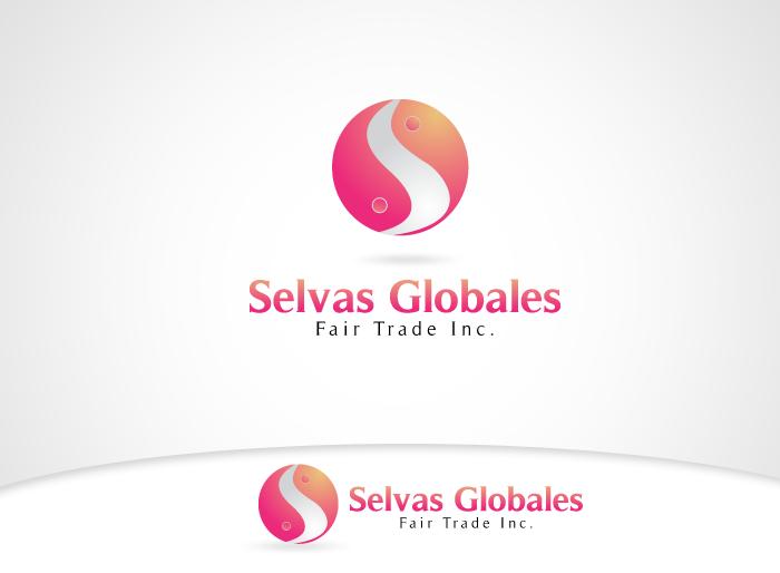 Logo Design by Jan Chua - Entry No. 10 in the Logo Design Contest Captivating Logo Design for Selvas Globales Fair Trade Inc..