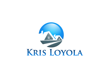 Logo Design by Private User - Entry No. 140 in the Logo Design Contest Kris Loyola Logo Design.
