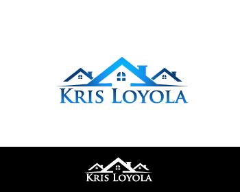 Logo Design by Private User - Entry No. 141 in the Logo Design Contest Kris Loyola Logo Design.