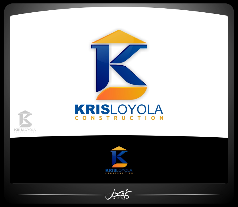 Logo Design by joca - Entry No. 142 in the Logo Design Contest Kris Loyola Logo Design.