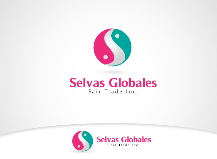 Logo Design by Jan Chua - Entry No. 11 in the Logo Design Contest Captivating Logo Design for Selvas Globales Fair Trade Inc..
