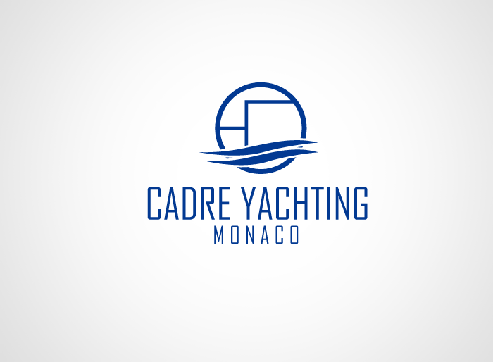 Logo Design by Jan Chua - Entry No. 77 in the Logo Design Contest New Logo Design for Cadre Yachting Monaco.