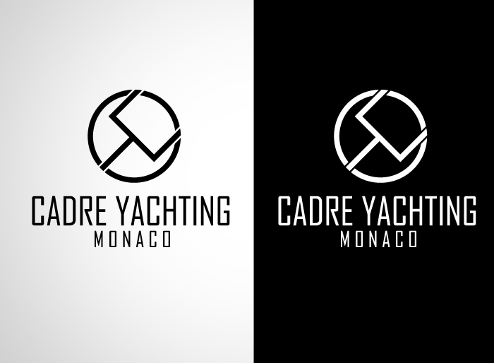 Logo Design by Jan Chua - Entry No. 79 in the Logo Design Contest New Logo Design for Cadre Yachting Monaco.