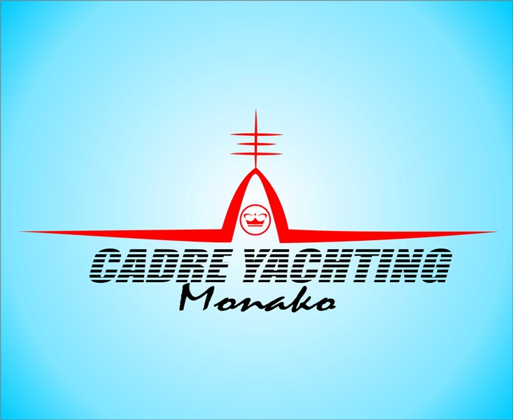 Logo Design by Mhon_Rose - Entry No. 80 in the Logo Design Contest New Logo Design for Cadre Yachting Monaco.