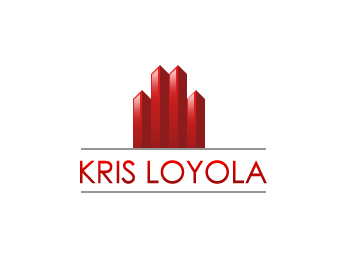Logo Design by Crystal Desizns - Entry No. 145 in the Logo Design Contest Kris Loyola Logo Design.