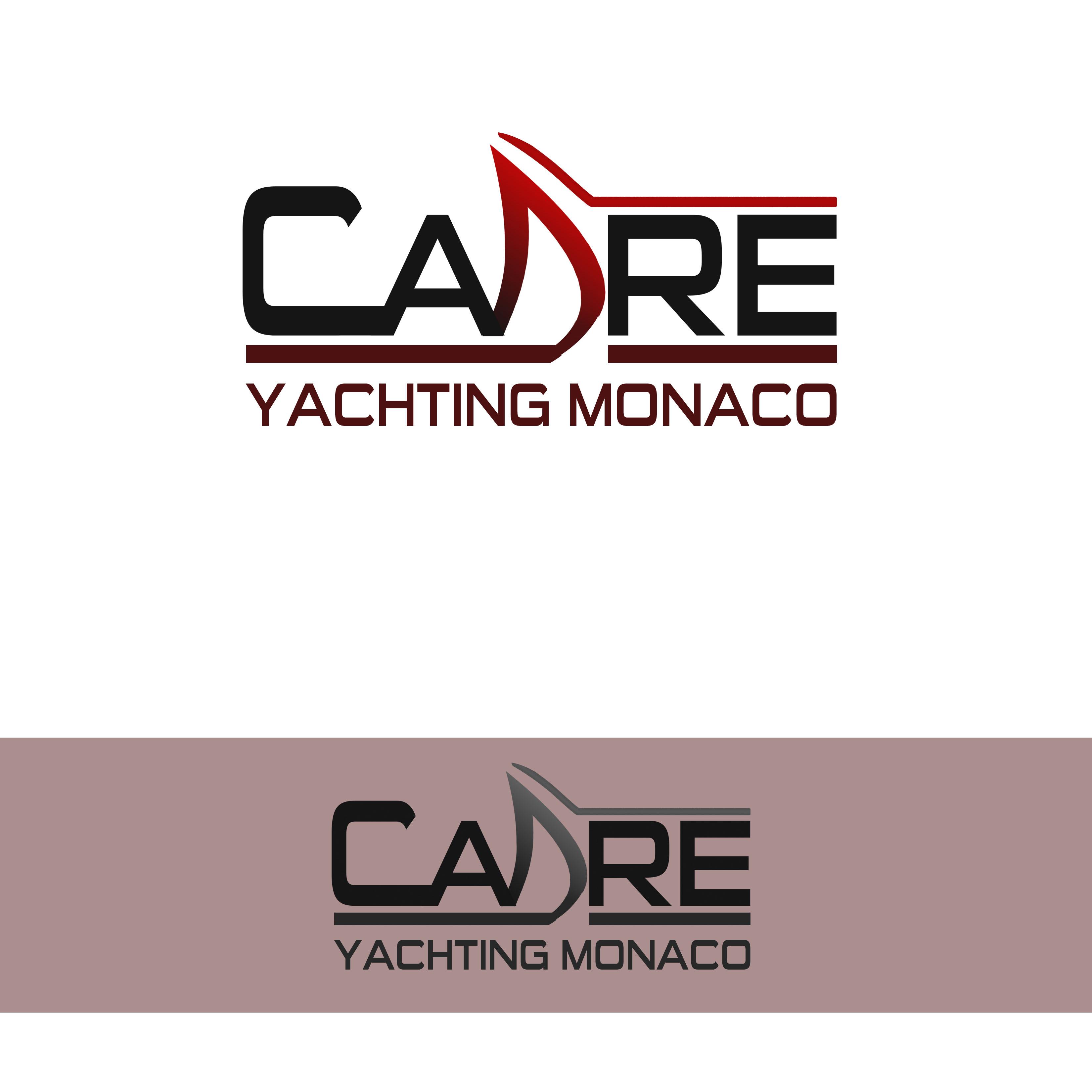 Logo Design by Alan Esclamado - Entry No. 81 in the Logo Design Contest New Logo Design for Cadre Yachting Monaco.