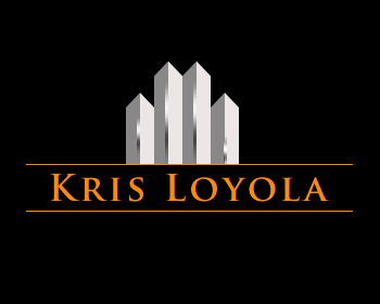Logo Design by Crystal Desizns - Entry No. 146 in the Logo Design Contest Kris Loyola Logo Design.